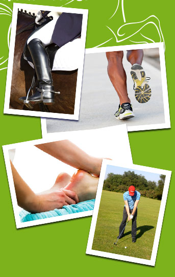 Sports massage and remedial sports massage from Centaur Sports